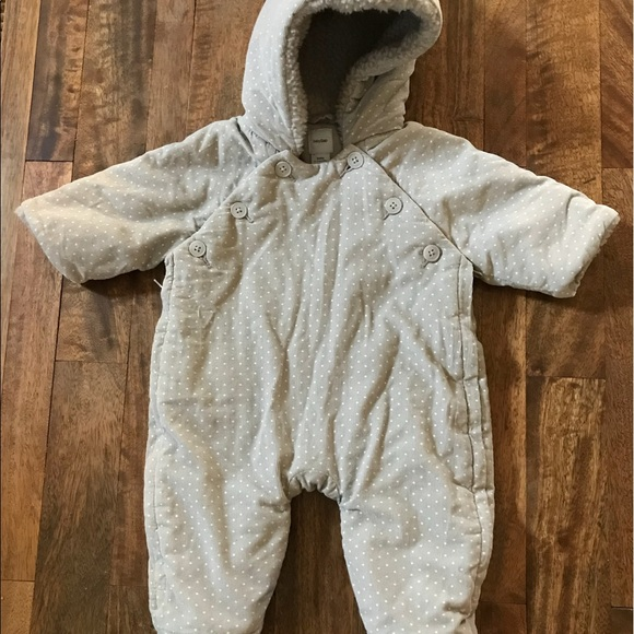 431438c28 GAP One Pieces | Baby Bunting Suit 03 Months | Poshmark